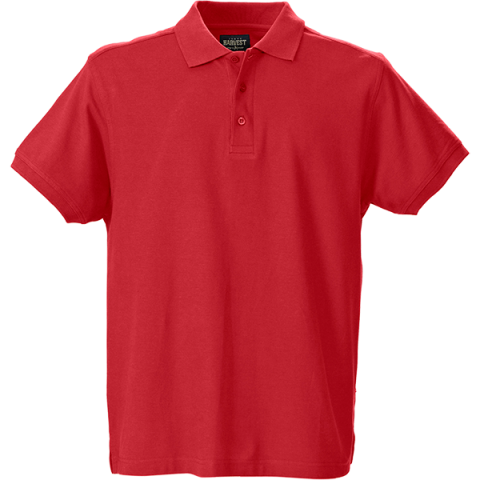 Morton Heights Polo in Red