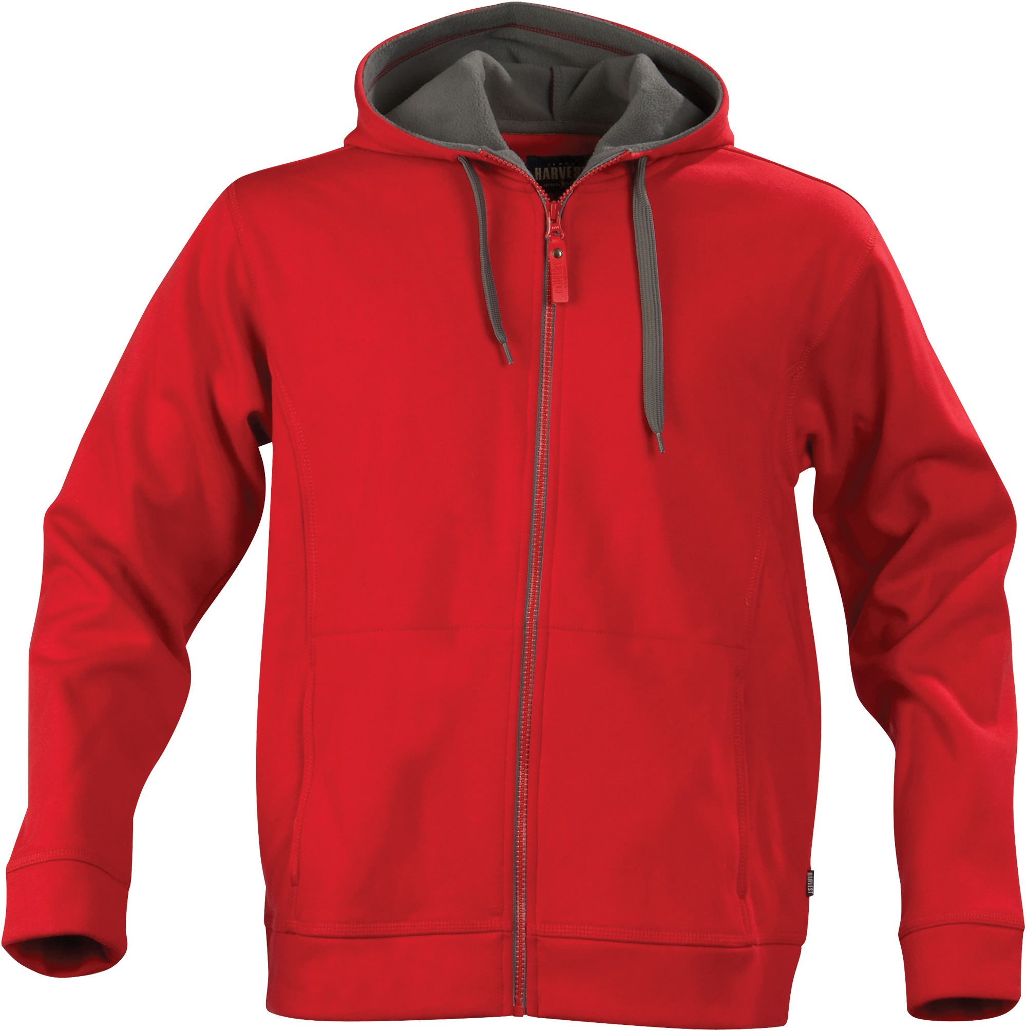 Mens Prescott Hoodie in 400 Red