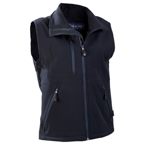 Beacon Montana Mens Vest in Navy