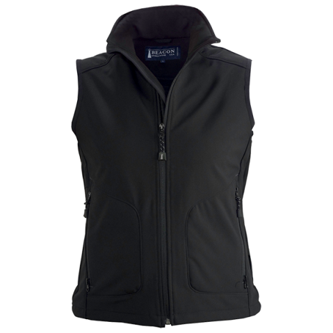Beacon Morgan Ladies Vest in Black