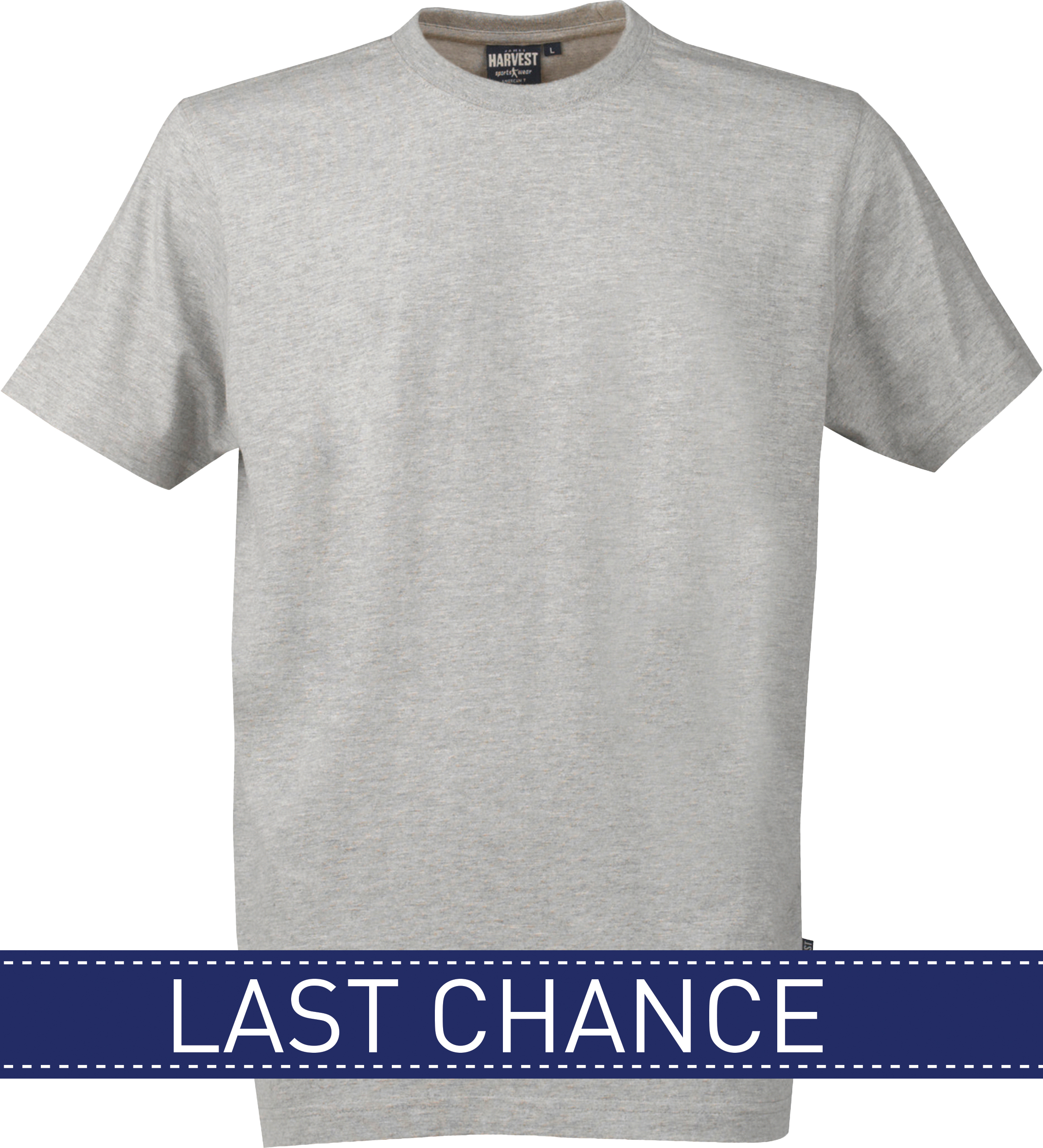 American T Men 120 Grey - Discontinued Style
