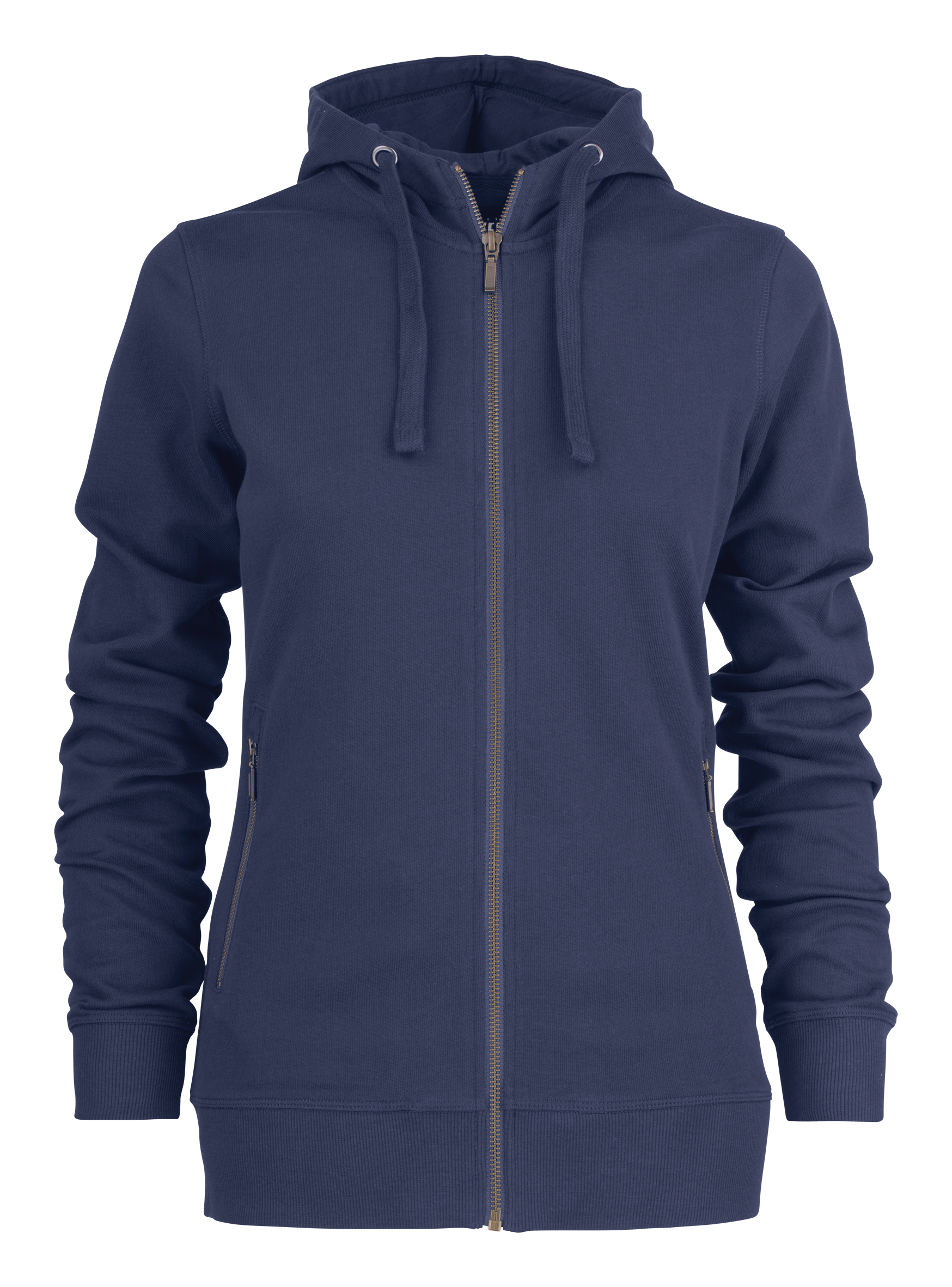 Ladies Duke Hoodie in Navy