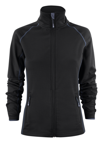 Ladies Miles Jacket in 900 Black