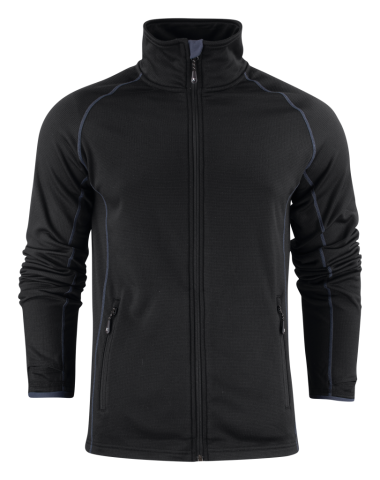Mens Miles Jacket in 900 Black