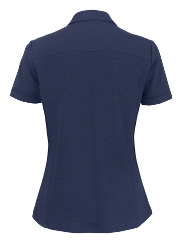 Shellden Lady in 600 Navy Back View